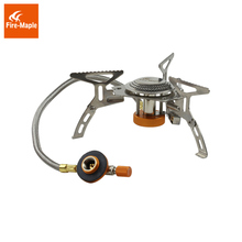 Fire Maple Portable Split Burner 2600W Outdoor Water Coffee Tea Meal Cooking Gas Stove Camping Equipment FMS-105