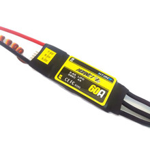 Htirc Hornet Series 60A 2-6S Brushless ESC With 5V/4A SBEC For RC Airplane(China)
