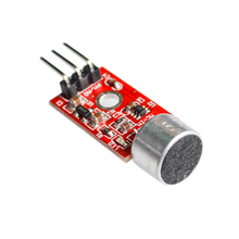 MAX9812 Microphone Amplifier Sound MIC Voice Module   3.3V/3.5V