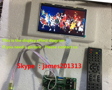High Quality TV PC HDMI CVBS RF USB LCD Controller Board With 8.9inch HSD089IFW1 1024*600 LCD Panel+Touch Screen 100% Test