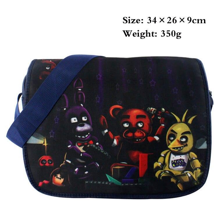 2016 New Arrival Backpack Five Night To Freddy Children School Bag for Girls Boys Messenger BagMochila Escolar Children Backpack<br><br>Aliexpress