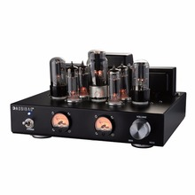 Music hall 6P1 Vacuum&Valve Tube Stereo Amplifier Class A Single-Ended Power Amp 6.8-Watt*2 Handcrafted