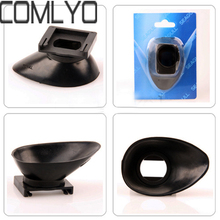 New COMLYO Rubber new brand Eye Cup EyePiece camera Adapter Universal Eyecup Size for Canon Nikon Sony Pentax Olympus Samsung