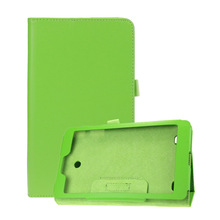 Magnetic PU Leather Cover Folio Case Holder Stand For LG G Pad 8.0 inch V480 Green