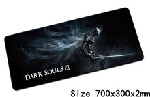 Dark Souls mouse pad best 700x300mm gaming mousepad gamer mouse mat hot sales pad keyboard computer padmouse laptop play mats