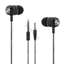 Wholesales 3.5mm  In-Ear line headset stereo earphones game headset without mic for xiaomi iphone 4 5 6 samsung mp3 mp4 LG