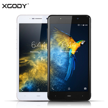 XGODY S10 5.2 Inch Smartphone Android 5.1 Quad Core 1GB+8GB ROM 8MP GPS WiFi 3G Dual SIM Celular Dual Back Camera Cheap Phones(China)