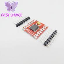 Dual Motor Driver 1A TB6612FNG for Arduino Microcontroller Better than L298N Free Shipping 1PCS