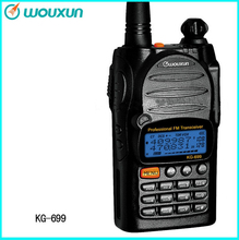Wouxun KG-699 136-174MHz Two Way Radio Handheld VHF Transceiver  1300mAh Li-ion Bettery