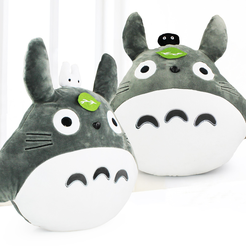 New arrival 17inch Anime Cartoon My Neighbor Totoro Plush Hold Pillow Doll Toys For Children pet<br><br>Aliexpress