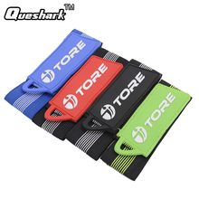 Outdoor Sports Cycling Fixed Pants Band Leg Straps Ankle Wrap Straps Night Running Safety Riding Bike Bicycle Bind Pants Belt(China)