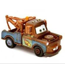 Hot Sale New Pixar Cars Diecast Tow Mater Metal Toy Car Kids Toys 1:55 Children's Birthday Gift 032