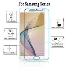 Buy Screen Protector Tempered Glass Samsung Galaxy J5 J7 2016 Pro J2 Prime Protective Film Phone J 2 5 7 Prime Pro 2016 Glas for $1.15 in AliExpress store