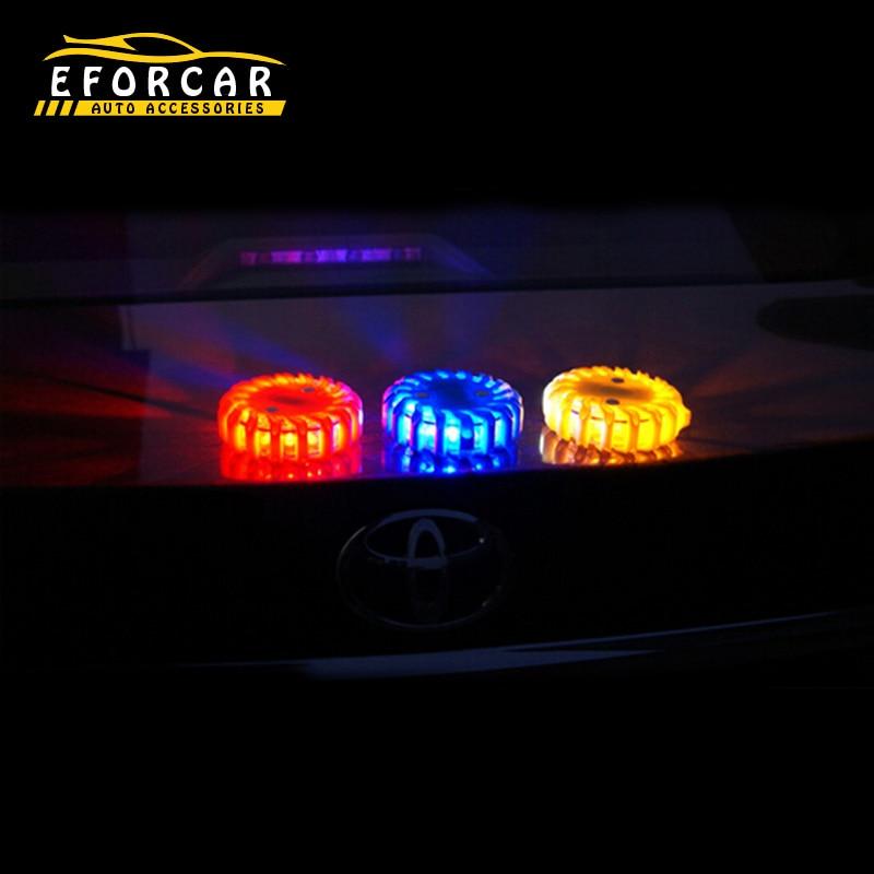 50pcs Super Bright Car Auto Emergency LED Flash Light Ceiling Vehicle Strobe Lamp Warning Lights Car Signal Free Shipping EA1379<br><br>Aliexpress