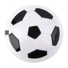 Indoor Football Toy Air Power Soccer Disc Indoor Football Toy Multi-surface Hovering Gliding Football Toy good quality