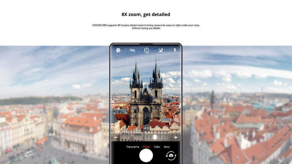 DOOGEE MIX Android Mobile Phone-7
