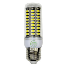 5pcs/lot 90-260V 80leds SMD5736 Aluminum PCB led light bulb Lampada chandelier 7W 9W E27 LED lamp SMD5730 Bomblias