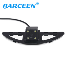 Factory selling car rear camera car monitor parking system backup viewer reversing monitor car security camera for Honda CITY(China)