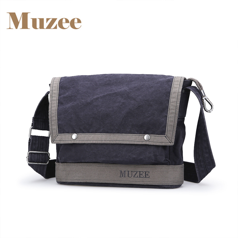 2017 Muzee New Arrivals Messenger Bag Cossbody Bag Multi-function Handbag Versatile Flap Pocket Bag Two Size Options Large&amp;Small<br>
