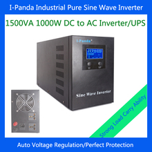 I-P-XD-1500VA Industrial Level low frequency Pure Sine Wave Solar Inverter 1000w with charger UPS(China)