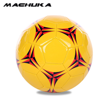 MACHUKA 2017 New Arrival Sports Premier Soccer Ball Anti-Slip Football Match Balls training Soccer Ball Gift SIZE 5(China)