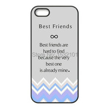 Best Friends Print Cover Case for iPhone 4 4S 5 5S 5C 6 6S Plus Touch 5 Samsung Galaxy S3 S4 S5 Mini S6 S7 Edge A3 A5 A7