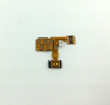 Original Power On Off Button Flex Cable For Sony Ericsson Xperia Go ST27 ST27i Power Flex Cable(China)