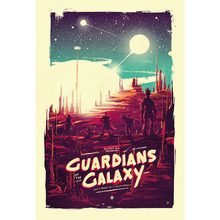 J1350- Guardians Of The Galaxy Marvel Comic Movie Pop 14x21 24x36 Inches Silk Art Poster Top Fabric Print Home Wall Decor