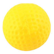 20pcs PU Foam Sponge Golf Ball Golf Practice Balls Indoor Training Aids Golf Accessories Tool