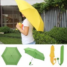 Novelty Banana Paraguas Rain and Parasol Cute Umbrella For Moschino Women Kids Gifts Protection Windproof Folding Umbrellas