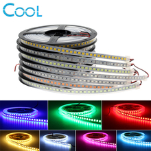 5054 LED Strip Light 120LEDs/M Non Waterproof DC12V 5M Ribbon Tape Brighter Than 5050 Warm White/Cold White/Red/Blue/Green(China)