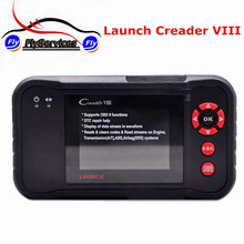 High Quality 100% Original Launch Creader VIII Code Reader Same Creader 8 ENG/AT/ABS/SRS EPB SAS Oil Service Light Resets