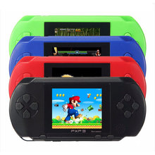Multimedia Gaming Intelligence 2.8Inch Screen Child Color Display Handheld Game Consoles Game Player 16-bit Game Player EU/US/UK(China)