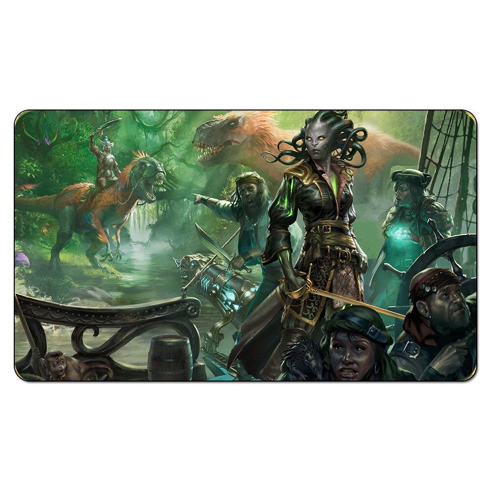 Board Game MTG Playmat Games Table Mats Play Mat of TCG Free Gift Bag Emrakul