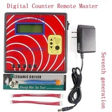 FREE SHIPPING Seventh generation Digital Counter Remote Master vehicle locksmiths tool Duplicator .