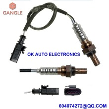 Buy Oxygen Sensor Lambda AIR FUEL RATIO O2 sensor AUDI A4 A6 06E906265E 06E 906 265 E 234-4408 2344408 2005-2011 for $30.00 in AliExpress store