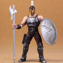 Legends ARES figure Walmart Exclusive w/3 weapons BAF loose custom(China)
