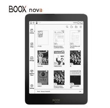 ÔNIX BOOX NOVA Tela eBook Reader 7.8 polegada UItra HD Carta e-tinta eReader 4 Núcleo Android 6.0 2 g/32g Luz Frontal wifi e-Book(China)