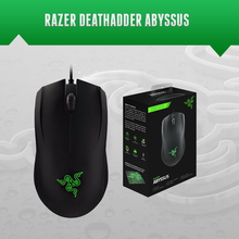 Razer Abyssus 2014 Gaming Mouse for lol, CSGO, DOTA2, Brand new, Fast & Free shipping.