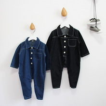 baby girl boy kids clothes fashion children clothing sets Connected clothes cozy bodysuit cotton 2-7 yrs 2016 autumn new set