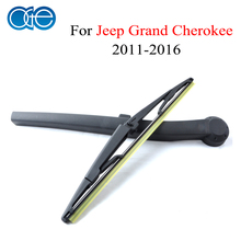 Oge 14'' Rear Wiper Blade And Arm For Jeep Grand Cherokee WK2 2010 2011 2012 2013 2014 2015 2016 Windscreen Car Auto Accessories(China)