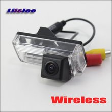 Wireless Car Rear View Camera / HD Back Up Reverse Camera For Toyota Reiz / Mark X MarkX 2004~2009 (No Spare Wheel on back door)