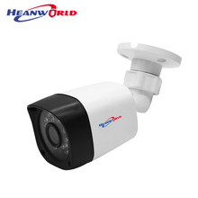 Heanworld mini CCTV camera outdoor 1080P security camera HD AHD camera 2.0MP IR night vision surveillance camera 2.8mm lens(China)