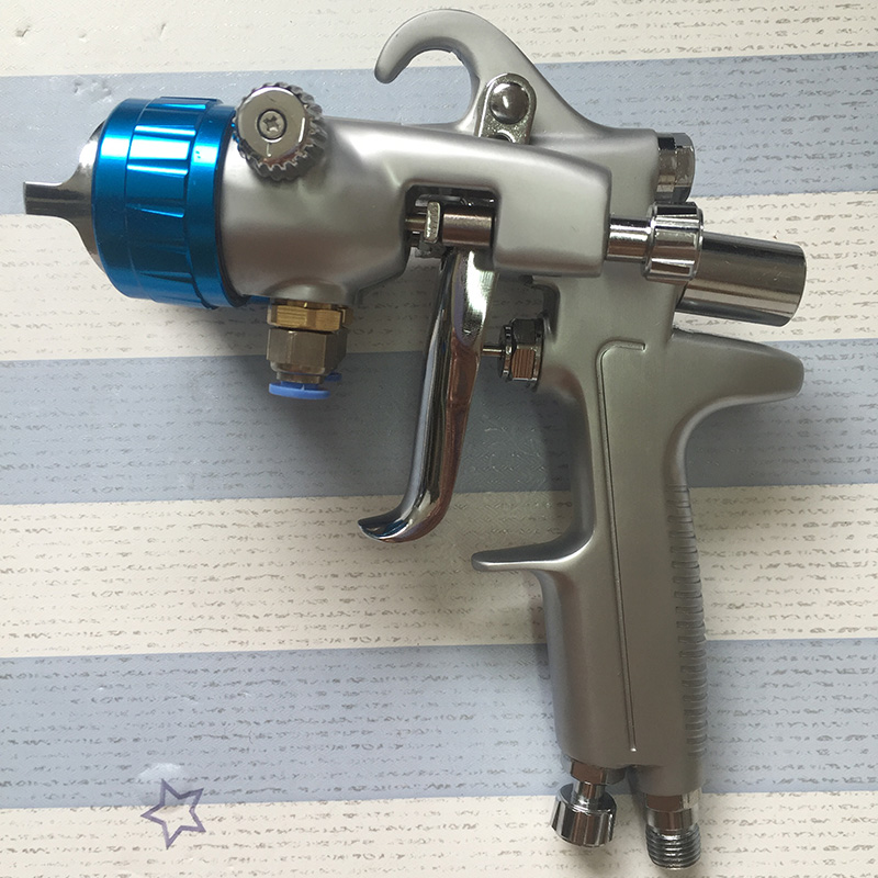 SAT1189 hvlp spray gun wall painting furniture air gun for painting airbrush chrome paint gun pneumatic machine tools<br><br>Aliexpress
