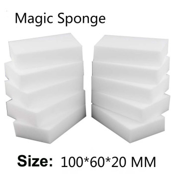 TIDYLADDY 100 pcs Magic Sponge Eraser Kitchen