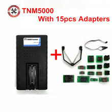 TNM5000 USB AVR Programmer with 15pcs adapters for NAND flash/EPROM/MCU/PLD/CPLD/FPGA/ISP/JTAG