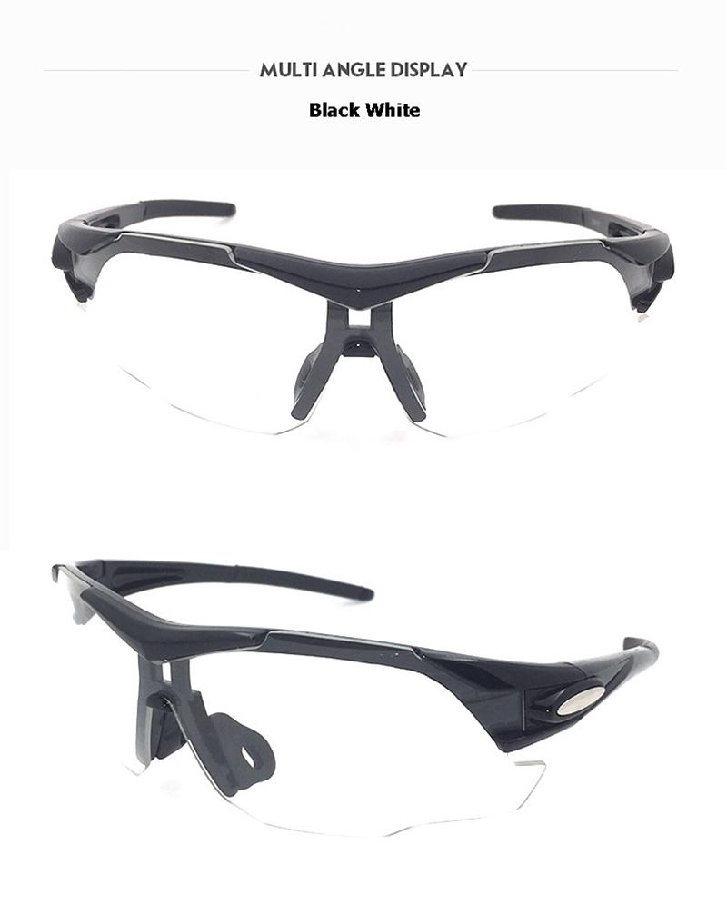 Anti-UV Cycling Men Women Glasses Bike Bicycle Glasses Outdoor Sports MTB Sunglasses Goggles Eyewear Myopia Frame AC0171 (12)