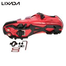 Lixada Bike Bicycle Cycling Cleats for Shimano MTB SPD Pedals with Screws Hardware Nuts Clip-in Cleats