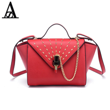 Aitesen 2017 fashion women messenger bags PU leather shoulder bag michael handbag sac a main femme de marque kors tas louis bag