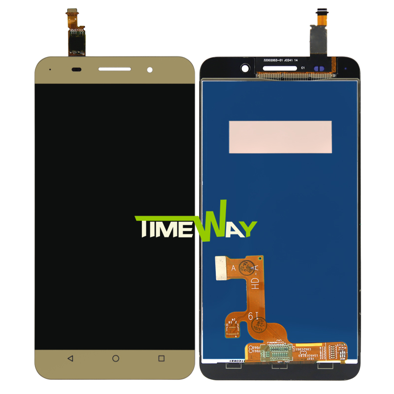 For Huawei Honor 4X LCD Display touch Screen with digitizer with frame assembly +  black white gold<br><br>Aliexpress